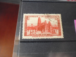 COTES D IVOIRE YVERT N°116 - Used Stamps
