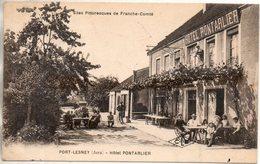 39. Port Lesney. Hôtel Pontarlier - Andere Gemeenten
