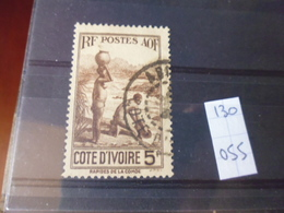 COTES D IVOIRE YVERT N°130 - Used Stamps
