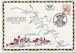 Austria Card - Post