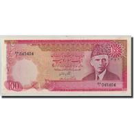Billet, Pakistan, 100 Rupees, Undated (1981-82), KM:36, TTB - Pakistan