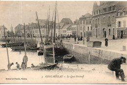 29. Concarneau. Le Quai Pérénoff - Concarneau