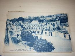 Audierne : Rue Du Cap : L'Hôtel De France - Audierne