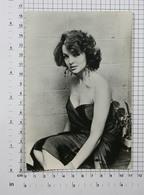 SARA - SARITA MONTIEL - Vintage PHOTO POSTCARD (OST3-40) - Schauspieler
