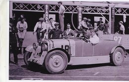 24 Heures Du Mans 1932  -  Citroen C4 Roadster  -  Pilotes: Henri De La Sayette/Charles Wolf  -  15x10 PHOTO - Le Mans