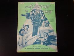 """Revue """" Sciences Et Voyages """" N° 297 Du 7 Mai 1925, """" Le Traitement Par Le Radium Et Les Rayons X """" - Livres, BD, Revues"""