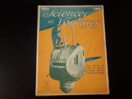 """Revue """" Sciences Et Voyages """" N° 298 Du 14 Mai 1925, """" Pour Observer Une éclipse De Soleil, Les Astronomes Américains... - 1900 - 1949"""