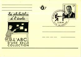 België - 13-06-1998 - 40 Jaar Schaakkring Deurne - Wijngeme - Schaken