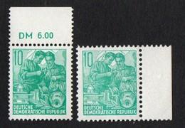 Germany/DDR.  1959 The Five-Year Plan. 10 Pf. Incl Perf. 14.  MNH - [6] Repubblica Democratica