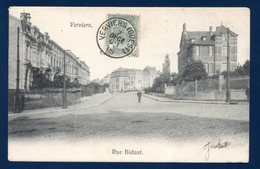 Verviers. Rue Bidaut. 1905 - Verviers