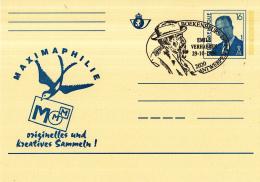 Belgié - 29-10-1996 - Boekenbeurs Antwerpen - Emile Verhaeren - Antwerpen - Schrijvers