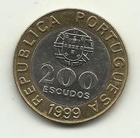1999 - Portogallo 200 Escudos, - Portogallo