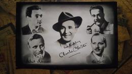 British Variety Artists - Theater, Music - Charlie Chester, Ken Morris, Fred Ferrari, Arthur Haynes, Len Marten - Photo - Non Classificati