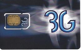 Mobile Phonecard - TMN 3G - Portugal - Portugal