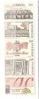 Sweden Sverige 1983 500 Years Of Printing Industry In Sweden Mi 1225-1229  In Strip, MNH(**) - Sweden