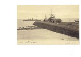 Cpa - Conakry - Guinée - A.D.S. Le Wharf - N°102 Serie 1 - Bateau - - Guinée