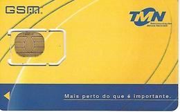 Mobile Phonecard - TMN GSM Mais Perto Do Que é Importante - Portugal (GEMPLUS) - Portugal