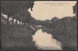 CHATEAUNEUF EN THYMERAIS - Lavoir Sur Les Fossés - Châteauneuf