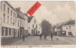 Tienen, Thienen, Tirlemont, Het Schip, Place Du Bateau, Echte TOPKAART - Tienen