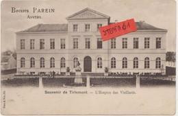 Tienen, Thienen, Tirlemont, L'hospice Des Vieillards, Latere Athenuem, Special Uitgave Biscuits Patein, Zeldzaam!!!!!! - Tienen