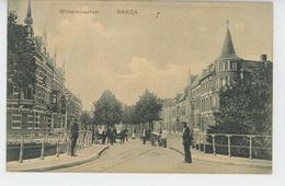 PAYS BAS - BREDA - Wilhelminastraat - Breda