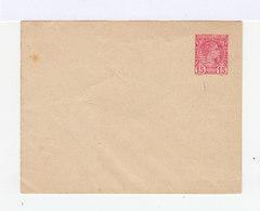 Enveloppe Avec Charles III 15 C. Rose Carmin. 1886 Format 123X96. (521) - Entiers Postaux