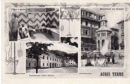 Acqui Terme (AL) -  Vedutine - - Alessandria