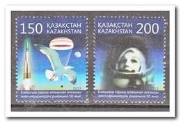 Kazachstan 2013, Postfris MNH, Birds, Space - Kazachstan