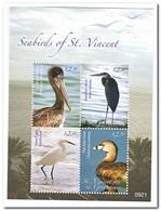 St. Vincent & The Grenadines 2009, Postfris MNH, Birds - St.-Vincent En De Grenadines