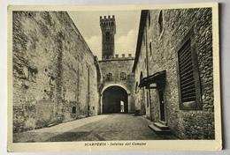SCARPERIA INTERNO DEL COMUNE  VIAGGIATA FG - Firenze (Florence)