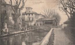 CPA 84 L'ISLE SUR SORGUE   LE PORTALET LAVANDIERES - L'Isle Sur Sorgue