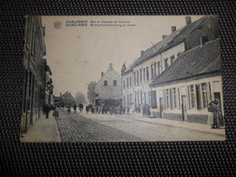Harelbeke  Harlebeke  Rue Et Chaussée De Courtrai - Harelbeke