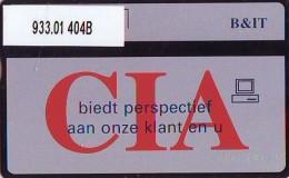 Telefoonkaart  LANDIS&GYR NEDERLAND * RCZ.933.01   404b * CIA Biedt Perspectief Aan Onze Klant  * TK * ONGEBRUIKT *  - Nederland