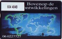 Telefoonkaart  LANDIS&GYR NEDERLAND * RCZ.934   404b * RAET, Bovenop De Ontwikkelingen  * TK * ONGEBRUIKT * MINT - Nederland
