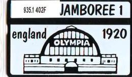 Telefoonkaart  LANDIS&GYR NEDERLAND *  RCZ.935.01   402F * JAMBOREE * SCOUTING  * TK * ONGEBRUIKT * MINT - Nederland