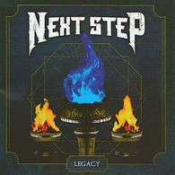 NEXT STEP : Legacy - CD - ROCK METAL - Hard Rock & Metal