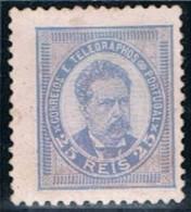 Portugal, 1884/7, # 63, Dent. 11 3/4, MNG - 1862-1884 : D.Luiz I