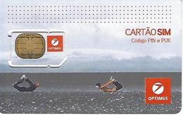 Optimus SimCard - Portugal (GEMPLUS) - Portugal