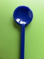 053 - Touilleur - Agitateur - Mélangeur à Boisson - Cuillère Bleu - Bodum Swiss Made - Swizzle Sticks