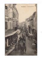 Pamiers. La Rue Ste Hélène. Avec Commerces. (2946) - Pamiers