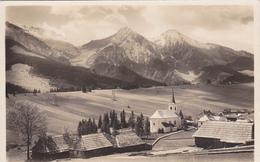 SLOVAQUIE,Vysoké,zdiar,89 6m,hautes TATRAS,STARY SMOKOVEC,région PRESOV,poprad,ligne électique,église,village, Rare - Slovaquie