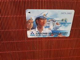 Phonecard New Zealand Maritime Board 1SMNA (Mint,New ) Very Rare - New Zealand