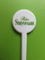 063 - Touilleur - Agitateur - Mélangeur à Boisson - Tabac - Cigarettes Peter Stuyvesant - Swizzle Sticks