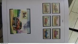Très Belle Collection Du Tchad **. De 2000 à 2005 Bien Suivie En Timbres Et Blocs. Port Offert Dès 50 Euros D'achats. - Colecciones (en álbumes)
