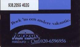 Telefoonkaart  LANDIS&GYR NEDERLAND *  RCZ.938.205G   402G * BOEK 'NS EEN ANDERE VAKANTIE  * TK * ONGEBRUIKT * MINT - Nederland