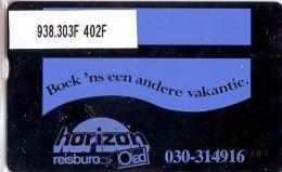 Telefoonkaart  LANDIS&GYR NEDERLAND *  RCZ.938.303F   402F * BOEK 'NS EEN ANDERE VAKANTIE  * TK * ONGEBRUIKT * MINT - Nederland