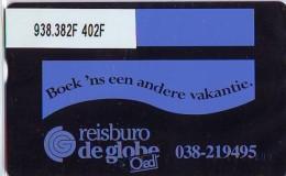 Telefoonkaart  LANDIS&GYR NEDERLAND *  RCZ.938.382F   402F * BOEK 'NS EEN ANDERE VAKANTIE  * TK * ONGEBRUIKT * MINT - Nederland