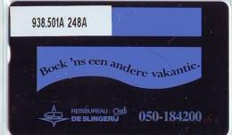 Telefoonkaart  LANDIS&GYR NEDERLAND *  RCZ.938.501a   248a * BOEK 'NS EEN ANDERE VAKANTIE  * TK * ONGEBRUIKT * MINT - Nederland