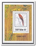 Vietnam 1988, Postfris MNH, Birds - Vietnam