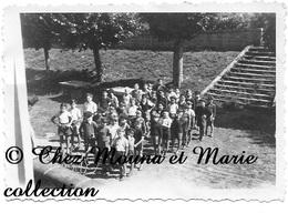 BAY - UN GROUPE D ENFANTS - HAUTE SAONE - PHOTO 9 X 6 CM - Anonymous Persons